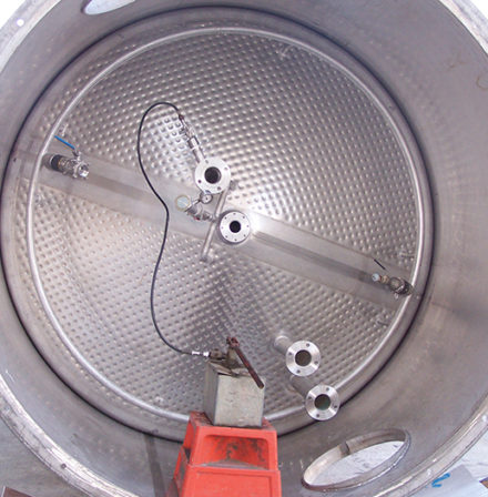 Dimple Plate, Stainless Steel Tank Manufacturers, engineering, custom design