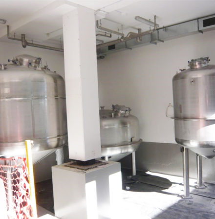 Stainless Steel Pressure Vessels, furphy engineering, stainless steel tanks, pressure vessels, manufacturers, speciality, integrity services, mixing tanks
