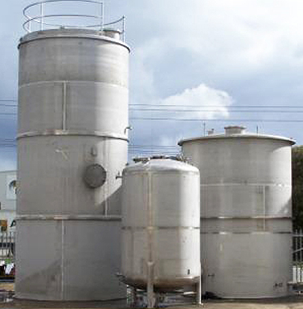 stainless steel tank, stainless steel pressure vessels, robotics, engineering